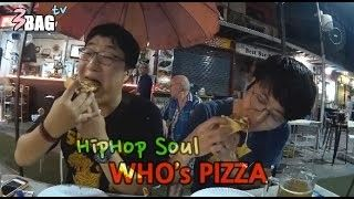[3BAGtv] Bangkok Good place! W market (방콕 피자맛집)