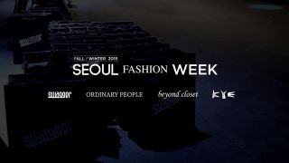 Swagger @ Seoul Fashion Week F/W 2015 - 서울패션위크 2015 / 스웨거