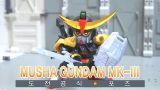 [도전 공식★포즈] SD LEGEND BB 무사 건담 Mk-III / MUSHA GUNDAM MK-III