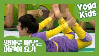 Desert, Bow and Arrow Pose [Hello Yoga Kids] 2회