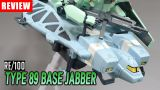 [REVIEW] RE/100 89식 베이스 자바 / Type 89 Base Jabber