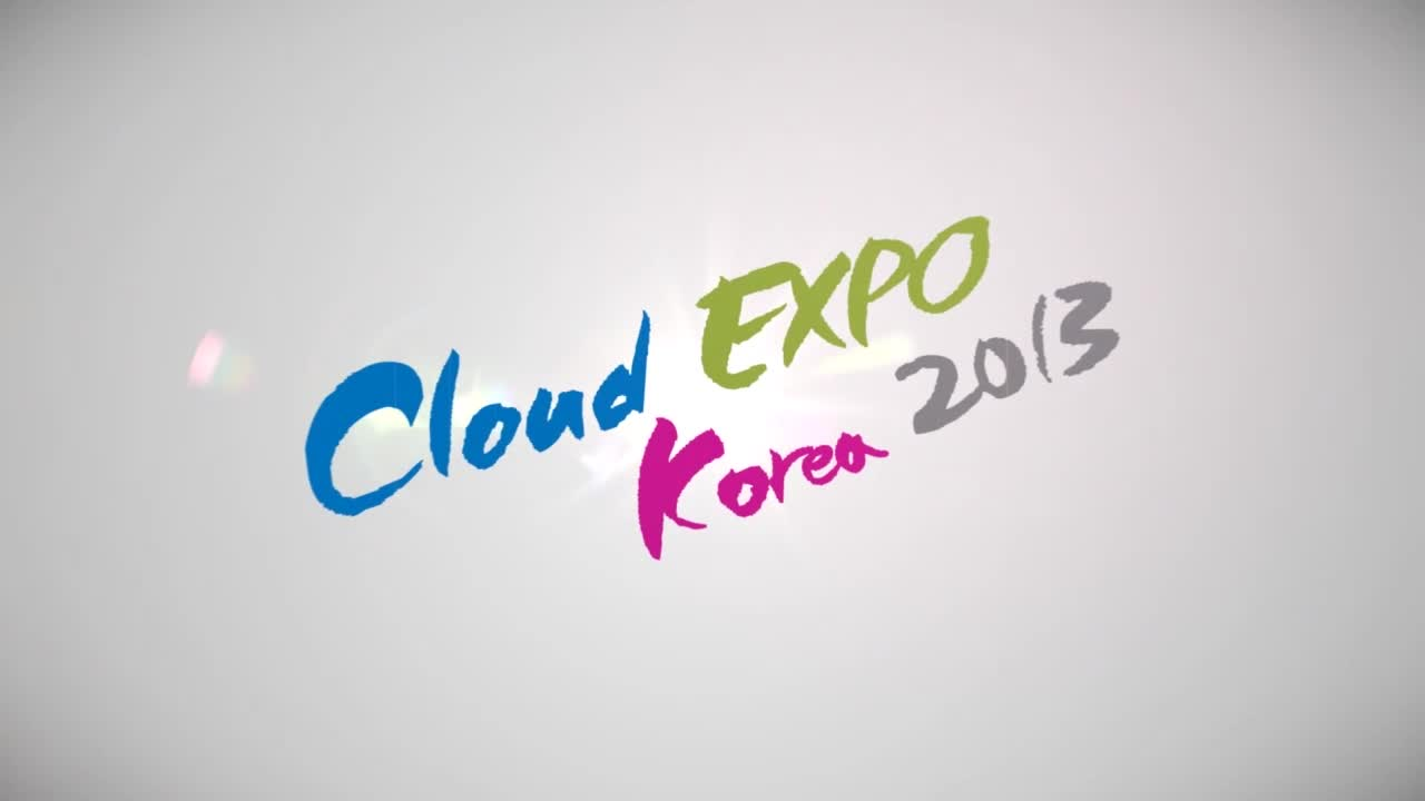 CLOUD EXPO 2013_DUZON