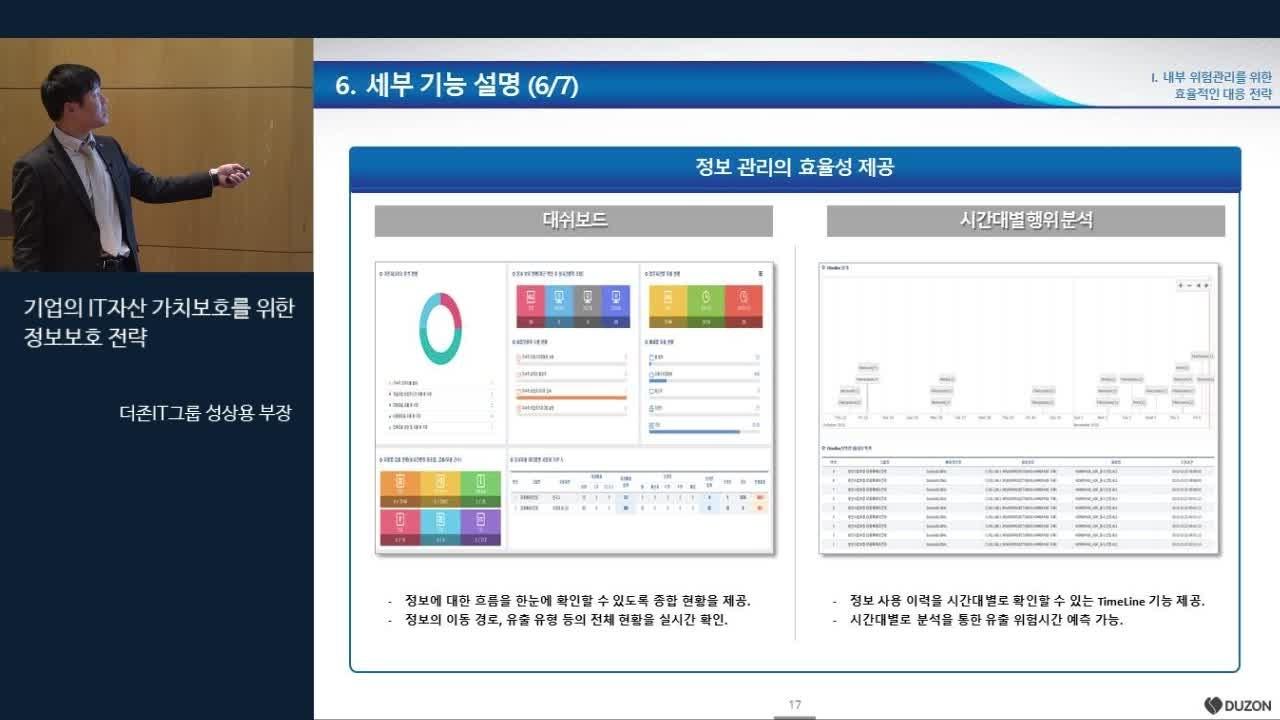 ERP, 그룹웨어 시스템의 성공적인 운영을 위한 보안 전략 세미나2